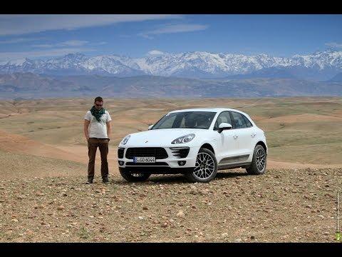 Porsche Macan Тест-драйв. Игорь Бурцев.