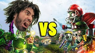PLANTS VS ZOMBIES: Bowling For Zombies!