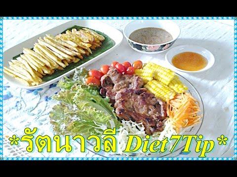 """""""สเต็กหมูพริกไทยดำ"""" Pork Steak@Black Pepper : ทำง่ายๆ หอมนุ่ม อร่อยๆค๊า! By รัตนาวลี Diet7Tip"""