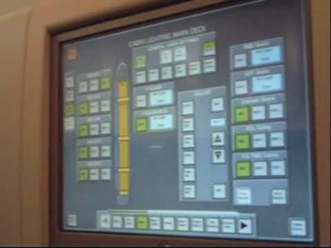 Airbus A380 Cabin Management Amp Control Cumputer System Wmv