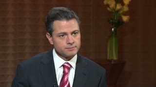 Mexico's president-elect on challenges ahead