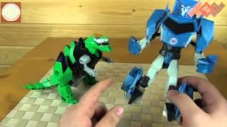 Трансформер Роботс-ин-Дисгайс Гиперчэндж - Гримлок - Обзор Transformers