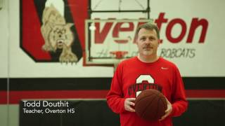 Todd Douthit - Overton High School Teacher Highlight