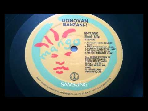 Donovan - Banzani-I (Own Soldier)