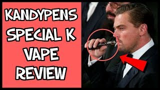 NO BULL$HIT Vape Review of the KandyPens Special K Vaporizer