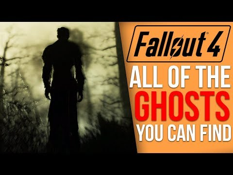 The Ghosts of Fallout 4