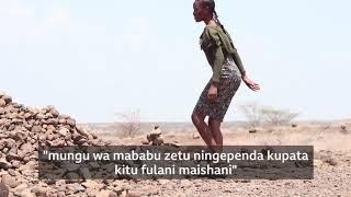 Haya Si mawe bali ni watu waliokauka na kuwa mawe.