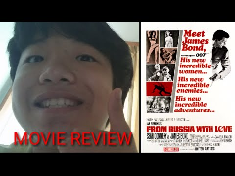 From Russia with Love - Movie Review