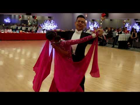 David Fann and Haley Hernandez (waltz)