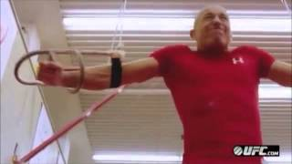 Georges St-Pierre - Strength and conditioning