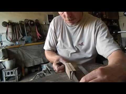 Изготовление ножа, часть 6