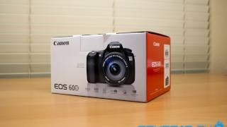 Canon EOS 60D UNBOXING