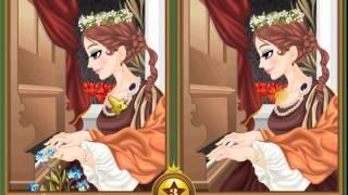 Princesses   Cherche L'intrus   Jeux Princesse   Titter Fr