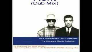 Pet Shop Boys - Rent (Dub Version)