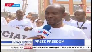 Press Freedom day: Celebrations marked today worldwide, Theme-media elections and democracy