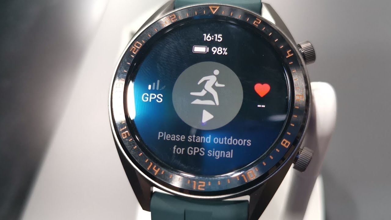 Huawei Watch GT 46mm and 42mm - YouTube