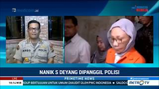 Download Video Polisi Panggil Nanik S Deyang Terkait Kasus Hoaks Ratna Sarumpaet MP3 3GP MP4
