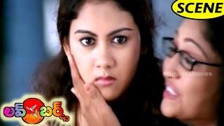 Kamna Jethmalani Argues With Ravi & Proposes Prakash Raj -Thrilling Scene    Love Birds Movie Scenes