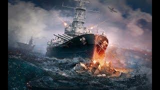 _ World of Warships _ Качаю Ав RYUJO _ Всем добра _