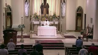5.7.21 Daily Mass at St. Joseph's