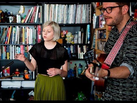 Aurora: NPR Music Tiny Desk Concert