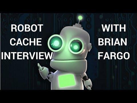 Robot Cache ICO - Interview w/ Brian Fargo, Founder