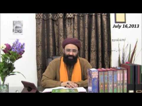 Allama Mukhtar Shah Naeemi Ashrafi Story of Bu Ali Shah Qalandar Panipat India Part 2