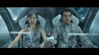Oblivion (2013)–Tom Cruise Movie HD–Oblivion Drone 1, Olga Kurylenko Interview–Julia (2013)