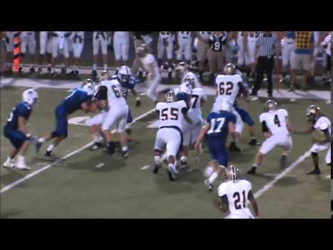 Bishop Chatard High School - David Schroeder '16, Highlights 2014