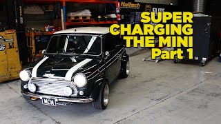 Supercharging the Mini - Part 1