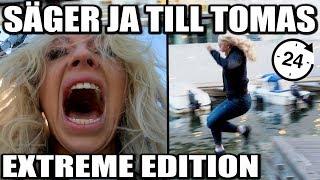 SÄGER JA TILL TOMAS EXTREME EDITION