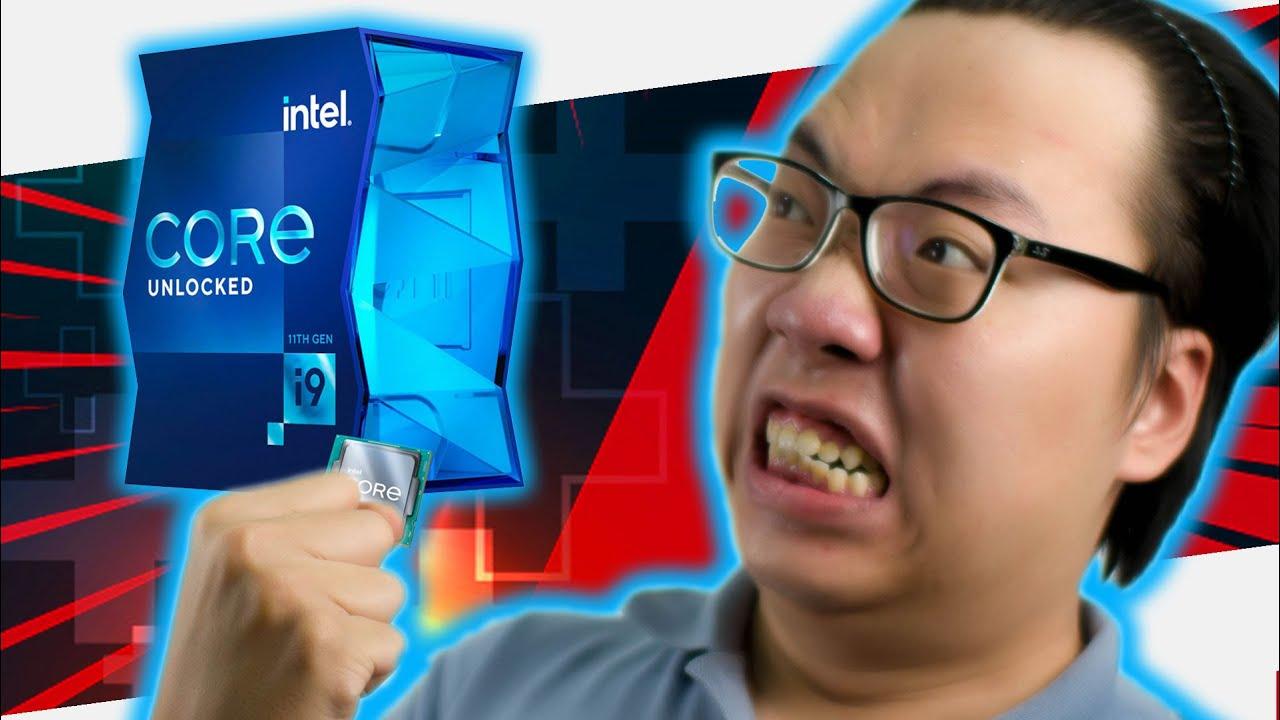 Giới Hạn Của 14nm? - Intel Core i9 11900K & Core i7 11700K Review - YouTube