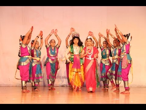 RASAMAYI I Sri Sailusha in KSHEERA SAGARA MATHANAM I Dubai I
