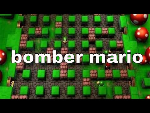 Bomber Mario - Portable Free Game To Download