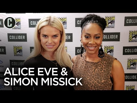 Iron Fist Season 2: Alice Eve & Simone Missick on Typhoid Mary and Filming the Action