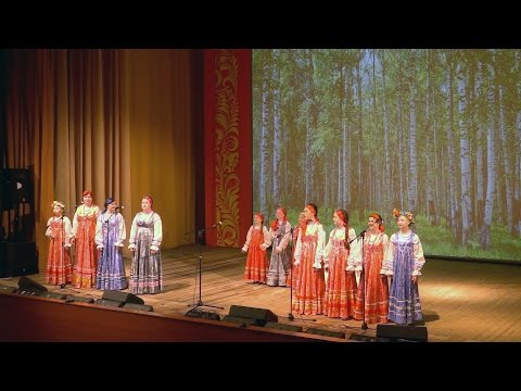 Концерт образцового ансамбля народной песни «Млада»