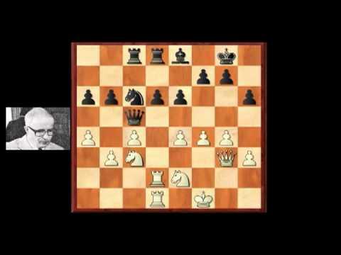Master Game Pt1- Short-Byrne 1981