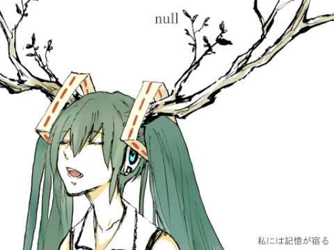 [KarenT] Thoughtful Zombie (feat. Hatsune Miku)  / FICUSEL