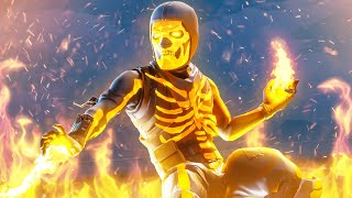 EPIC FIRE SKULL TROOPER!!