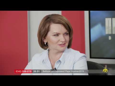 Марафон: вибори до Верховної Ради України-2019. О. Савчук. Р. Ткач. І. Ткач