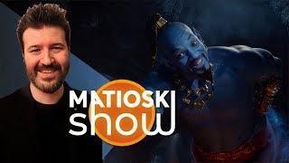 Aladdin: la recensione del film! - Matioski Show