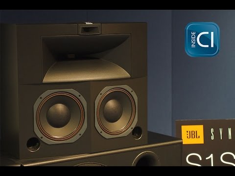 Harman Luxury Audio JBL Synthesis SDP-75 at Tomorrow's Technology Expo