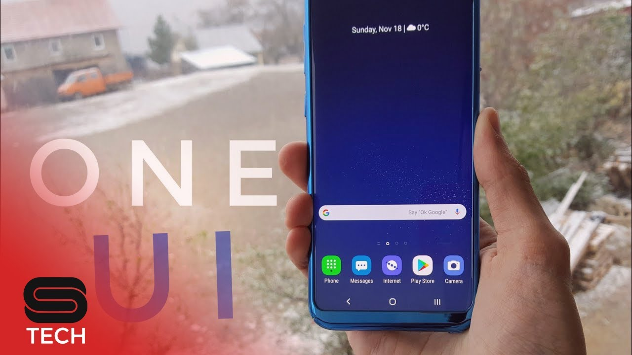 Samsung One UI android Pie 9 0 for S6 S7 S8 S9 Note 8 9 | THEME