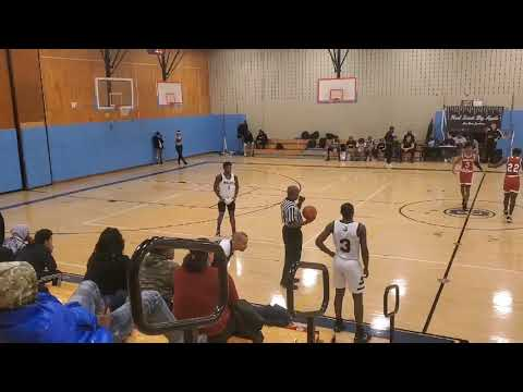 Metro BDA vs. Hamilton Hall Academy full game 1/5/20