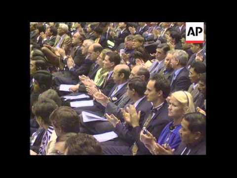 THAILAND: BANGKOK: EUROPEAN LEADERS DISCUSS TRADE WITH ASIA