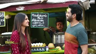 Maalai nera mallipoo Lyrics HD Audio A1 Santhanam Tara Alisha Berry Chinna
