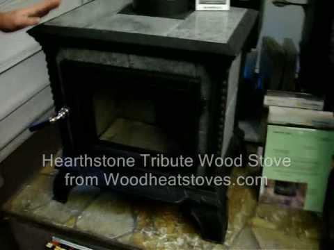 HearthStone Tribute Wood Stove Basics