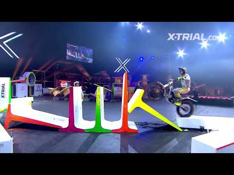X-TRIAL TOULOUSE 2018 - CRASHES