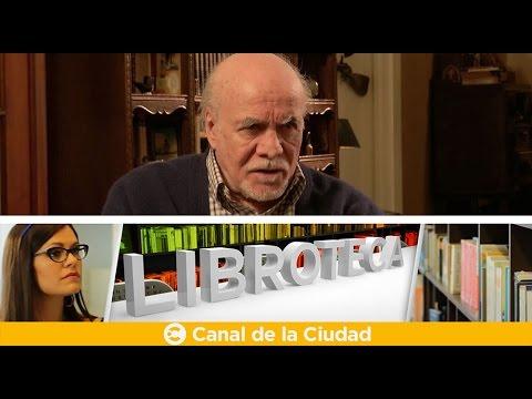 """""""Siento que se perdió la relación con la polémica"""", Abelardo Castillo en Libroteca"""