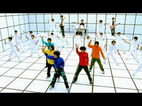 嵐 - A・RA・SHI [Official Music Video]